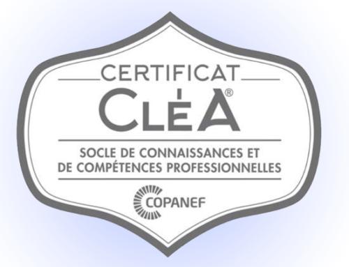 Réunions d'informations – CERTIFICATION CléA – Evaluation et formation individualisée